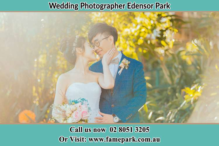 Photo of the Bride and the Groom Edensor Park NSW 2176