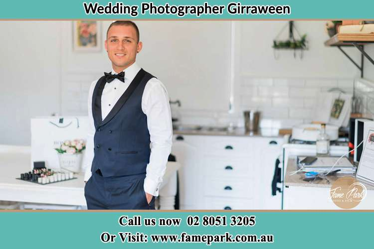 Photo of the Groom Girraween NSW 2145