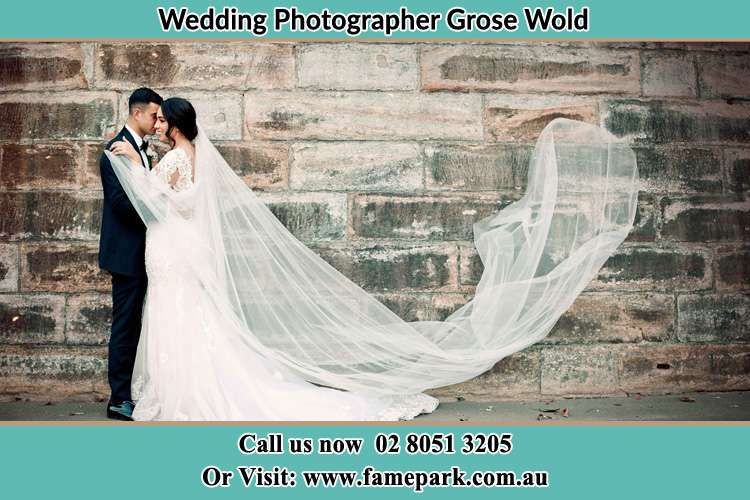 Photo of the Groom and the Bride dancing Grose Wold NSW 2753