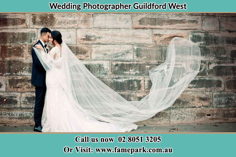 Photo of the Groom and the Bride dancing Guildford West NSW 2161