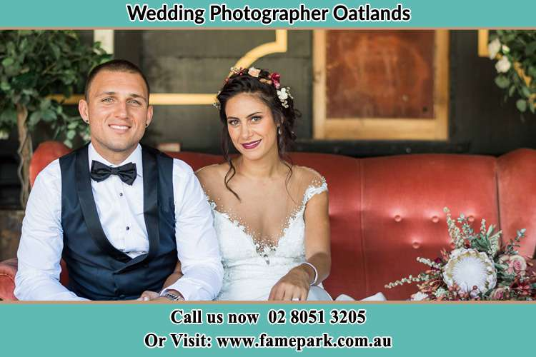 Photo of the Groom and the Bride Oatlands NSW 2117