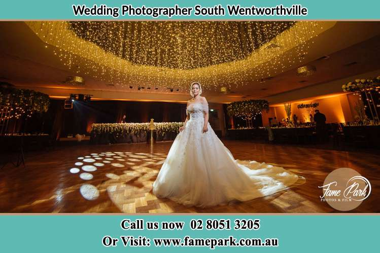 Photo of the Bride on the dance floor South Wentworthville NSW 2145