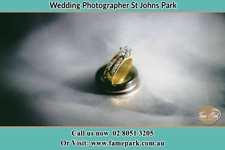 Photo of the wedding ring St Johns Park NSW 2176