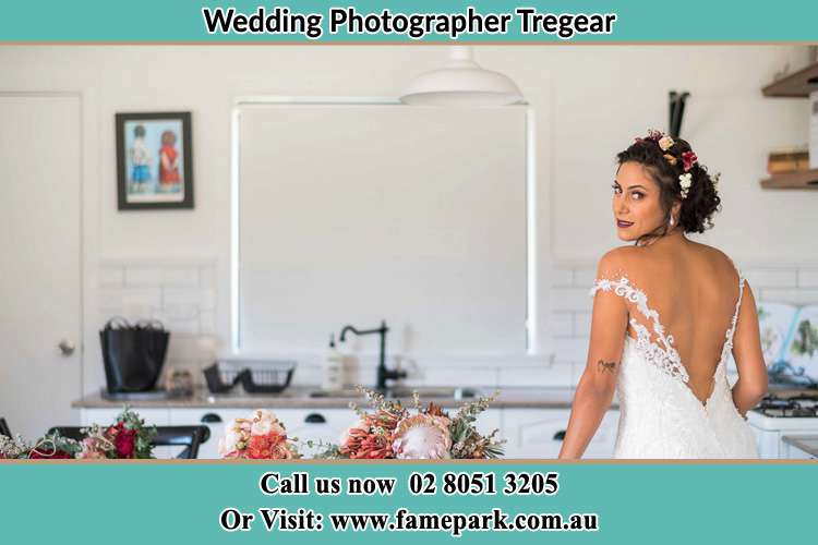 Photo of the Bride Tregear NSW 2770
