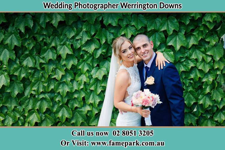 Photo of the Bride and the Groom Werrington Downs NSW 2747