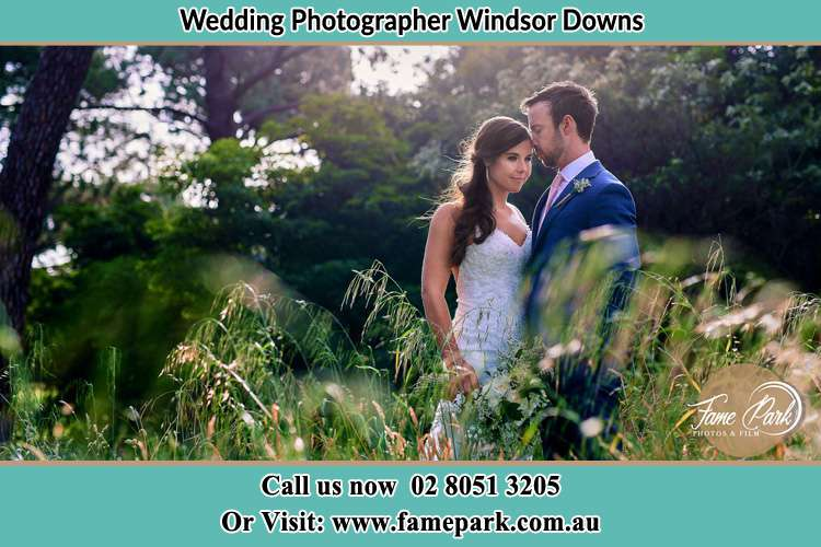 Photo of the Bride and the Groom Windsor Downs NSW 2756